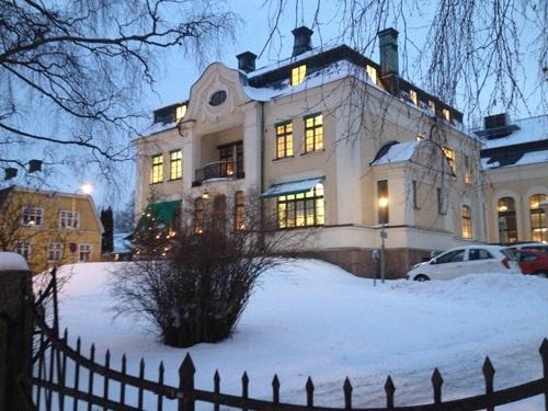 Tingshuset Nora