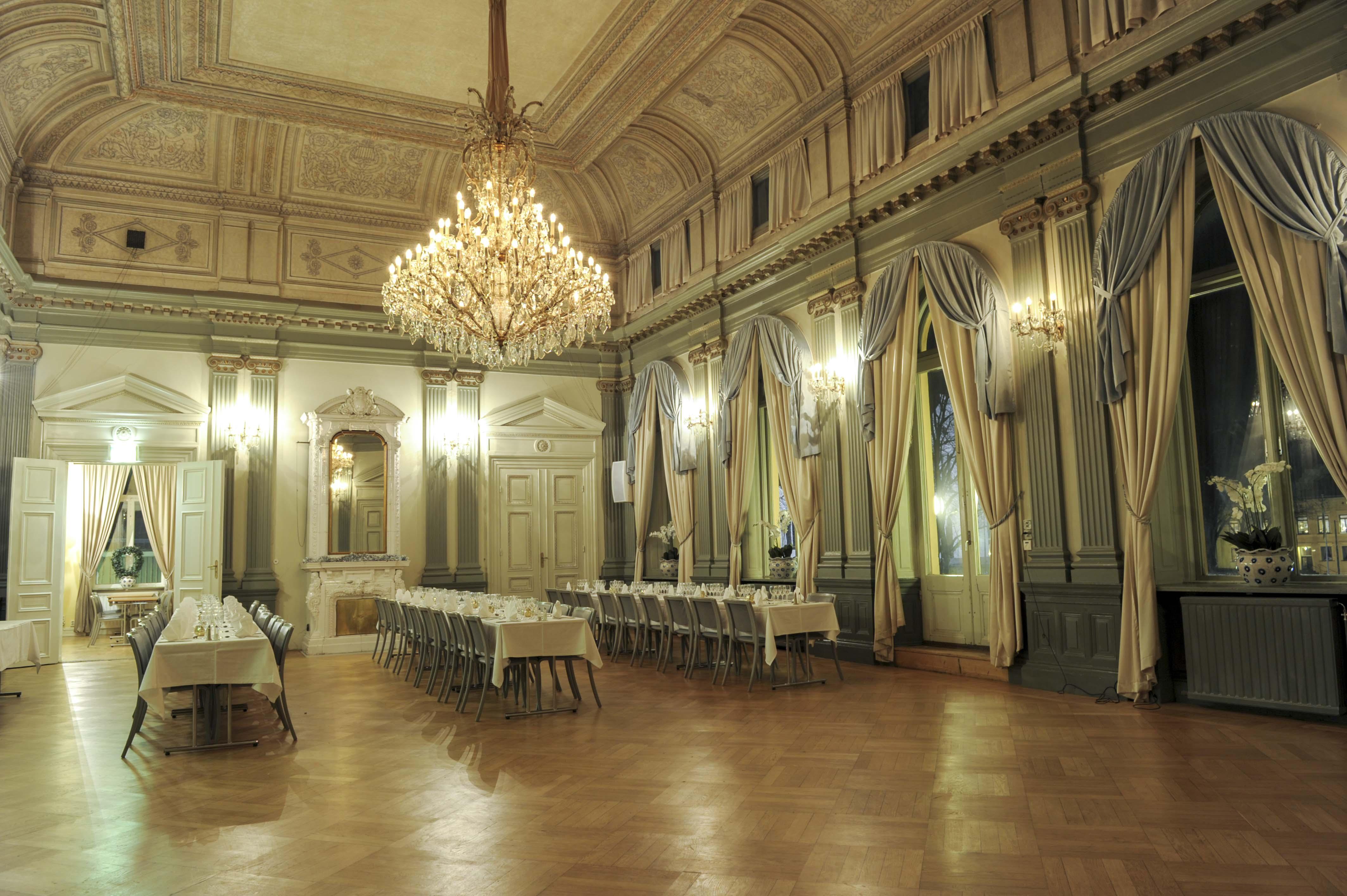 Stora salen Nora Stadshotell