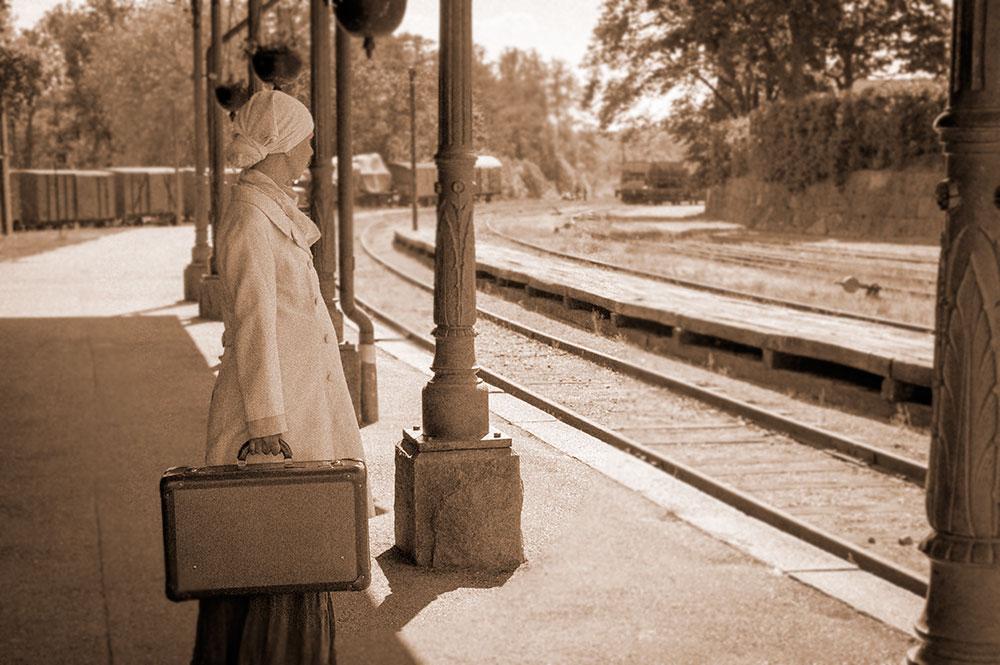 Vart reste de gravida kvinnorna som ville föda barn i okända? Foto: S. Rickan