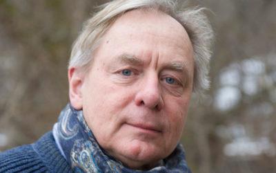 Foto av Magnus Wetterholm inför casting