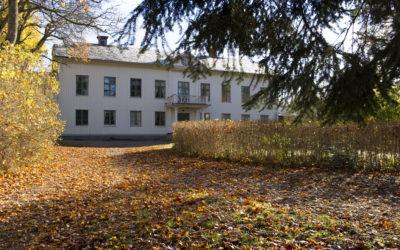 Hösten på Herrgården i Grythyttan