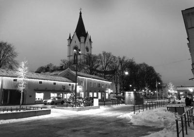 Sandbergsgården, Nora
