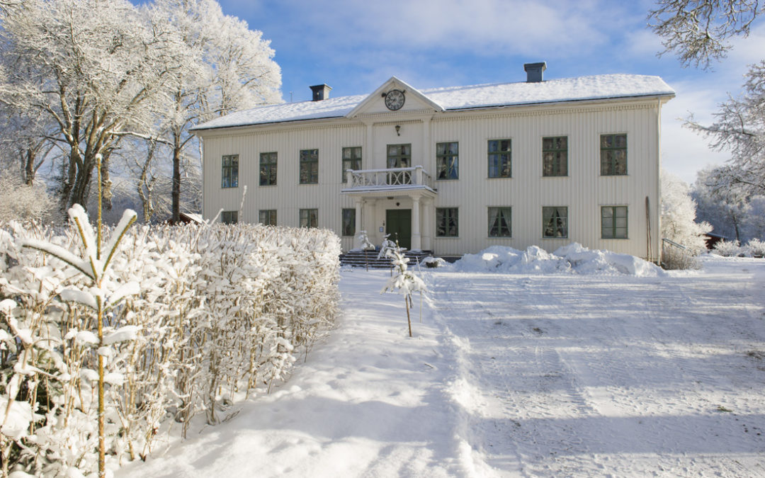 Vintern på Herrgården i Grythyttan