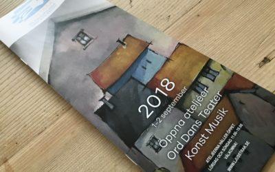 Folder Ljusstråk 2018