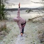 webbsida för yoga