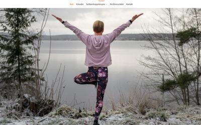 Webbsida för Satnam Kroppsterapier