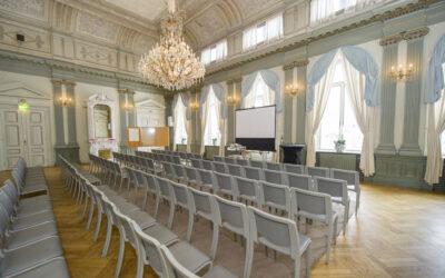 Stora salen, Nora stadshotell