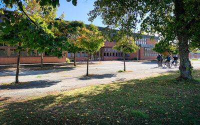 Fotografering av skolor och förskolor i Nora kommun