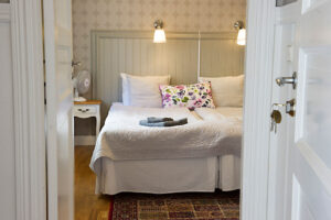 Lilla hotellet Nora. Foto: S. Rickan