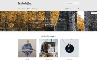 Sälj i egen webbshop