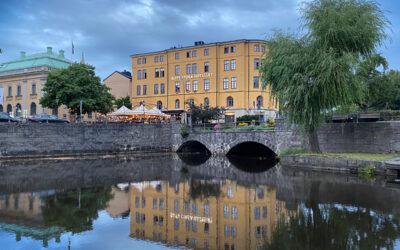 Sommarkväll i Örebro