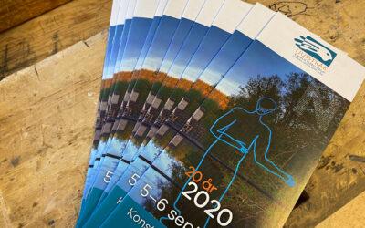 Foldrar Ljusstråk 2020