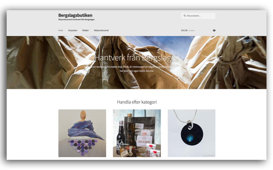 Starta webbshop med WordPress